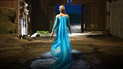 Once Upon a Time: Storybrooke Has Frozen Over